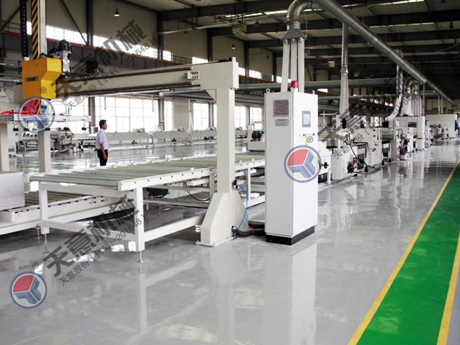 雷竞技网址raybet雷电竞下载一体化板生产线