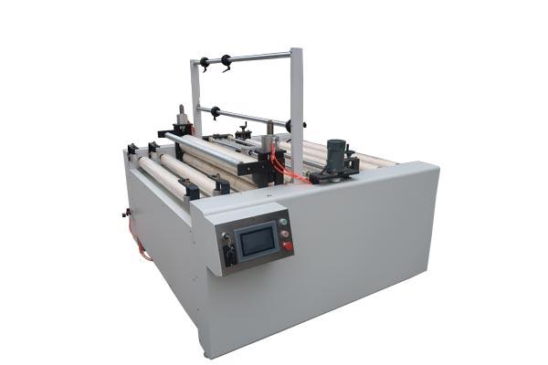 自动覆膜切膜机