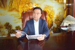 """raybet雷竞技导航机械董事长刘洪彬获评""""建功济宁""""先进个人"""